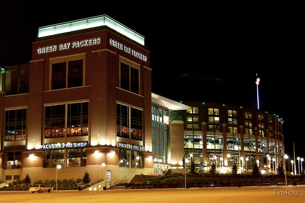 The Green Bay Packers by Tim Ray