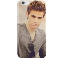 Paul Wesley - iphone & ipad cases iPhone Case/Skin