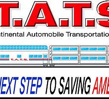 T.A.T.S. - Transcontinental Automobile Transportation System by Skeptik