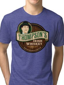 Thompson's Whiskey Tri-blend T-Shirt