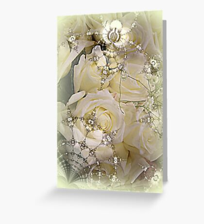 Forever Roses Greeting Card