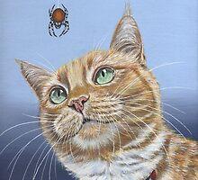 Spider by artbyakiko