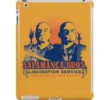 Salamanca Bros. iPad Case/Skin