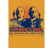 Salamanca Bros. Photographic Print