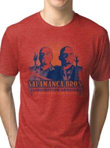 Salamanca Bros. Tri-blend T-Shirt