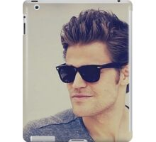 Paul Wesley sunglasses - phone & ipad cases iPad Case/Skin