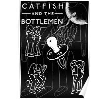 Catfish and the bottlemen Montage  Poster