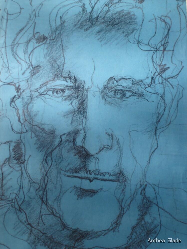 George Orwell by Anthea  Slade