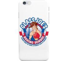 Glass Joe's Boxing School iPhone Case/Skin