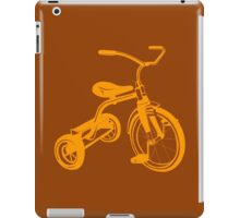 TRICYCLE iPad Case/Skin