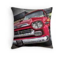 Chevrolet Pickup Truck Throw Pillow