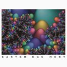 Easter Egg Nest by Susan Sowers