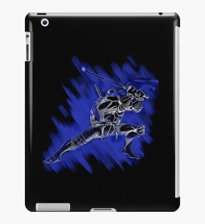 TMNT Leo iPad Case/Skin