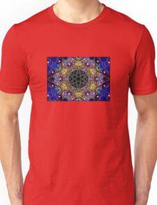 Water Kaleidoscope1 Unisex T-Shirt