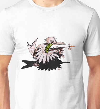 Fighting For Peace (1) Unisex T-Shirt