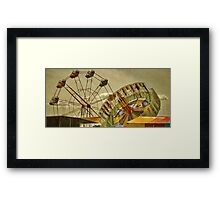 The Carnival Framed Print