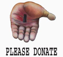 Please Donate... by Karsten Stier