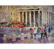 London Art Photographic Print