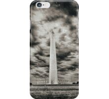 Washington Monument iPhone Case/Skin