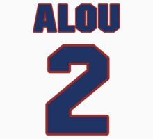 National baseball player Matty Alou jersey 2 by imsport