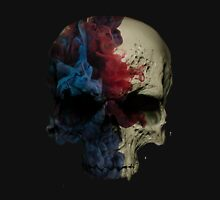 Awesome Painted Skull Unisex T-Shirt
