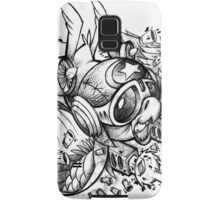 War Bird Doodle Samsung Galaxy Case/Skin