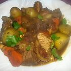 Beef Stew with Figs Red Wine and Olives by Michael Redbourn
