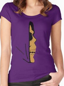 Bader to The Bone Women's Fitted Scoop T-Shirt