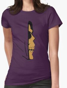 Bader to The Bone Womens Fitted T-Shirt