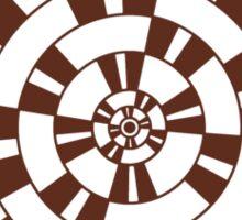 Mandala 1 Chocol'Art Sticker