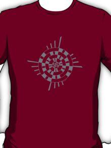Mandala 1 Charcoal T-Shirt