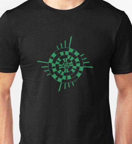 Mandala 1 Green With Envy  Unisex T-Shirt