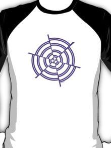 Mandala 2 Purple Haze  T-Shirt