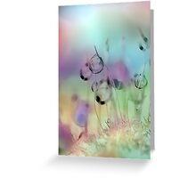 fairy lanterns Greeting Card