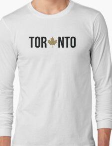 Toronto Maple   OVO Colorway Long Sleeve T-Shirt