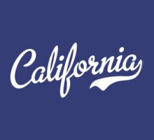 California Script White by USAswagg