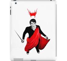 Lee Pace aka King Thranduil  iPad Case/Skin