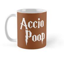 Accio Poop Magic Mug Mug