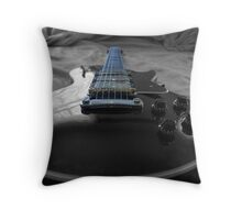 Studie in b/w Throw Pillow