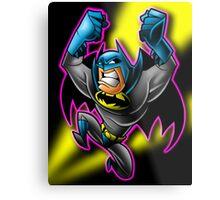 Bat Maniac Metal Print