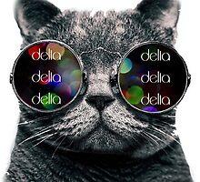 Delta Cat by lexifried