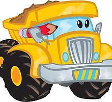 Dump Truck by Mike Dumka