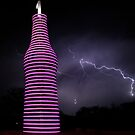 Pastel Lightning #1 by Dennis Jones - CameraView