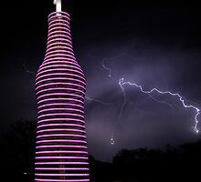 Pastel Lightning #1 by Dennis Jones - CameraView