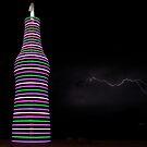 Pastel Lightning #2 by Dennis Jones - CameraView