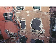 Reflections of Venice Photographic Print