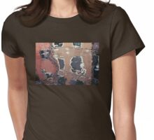 Reflections of Venice Womens Fitted T-Shirt