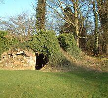 Ruined Hobbit House by Mischa