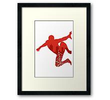 Peter! Framed Print