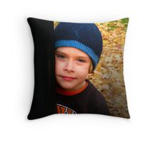 Cris Throw Pillow